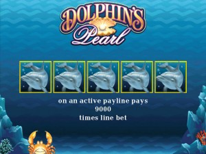 Dolphins Pearl Stargames