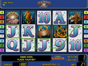 dolphins pearl online spiele
