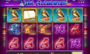 the alchemist spielen