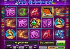 the alchemist online spielen